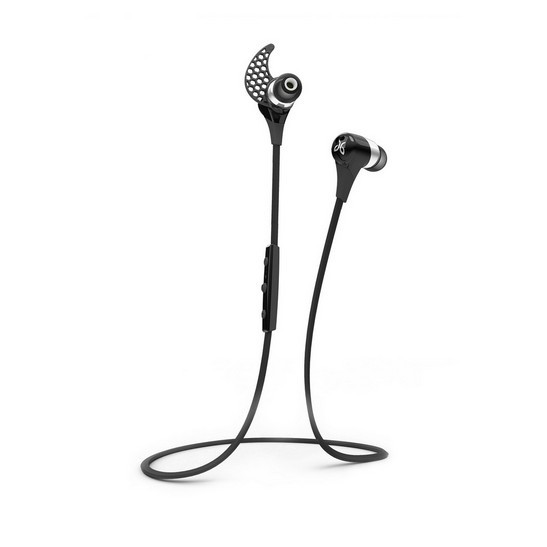 Jaybird Bluebuds X Secure Fit Wireless Earbuds (Midnight Black)