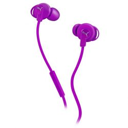 PUMA In-Ear Bulldog Purple MIC1