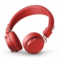 Urbanears - Plattan 2 Bluetooth Wireless Headphones Tomato