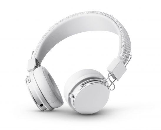 Urbanears - Plattan 2 Bluetooth Wireless Headphones True White