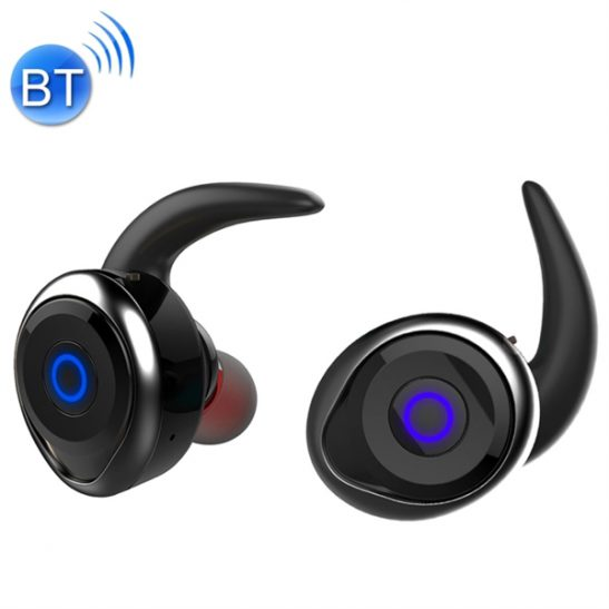 AWEI T1 Sport Bluetooth Headset - Musta