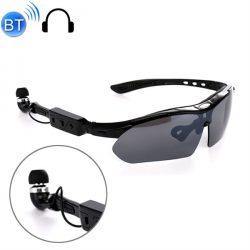 Aurinkolasit Headset Bluetooth Musta