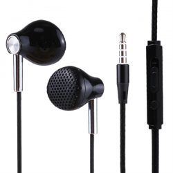 Bass Stereo Sound In-ear Wire Control Earphone