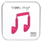 Happy Plugs Cerise 3,5mm With Mic + Adapter