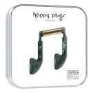 Happy Plugs Earbud Vihreä Marmori