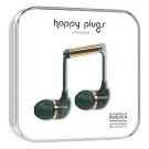 Happy Plugs In-Ear Vihreä Marmori