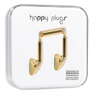 Happy Plugs Kulta 3,5mm With Mic + Adapter