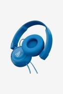 JBL T450 On-ear Kuulokkeet, Sininen