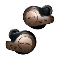 Jabra Elite 65t Wireless Ruskea, Musta