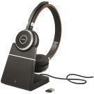 Jabra Evolve 65 MS Stereo+ChargingStand