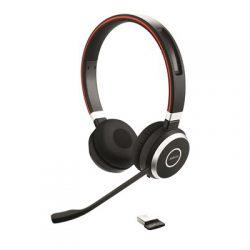 Jabra Evolve 65 Ms Stereo Musta