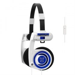 KOSS Kuulokkeet iPortaPro2.0 White Blueberry