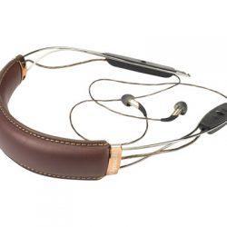 Klipsch Klipsch X12 Neckband In-ear Bluetooth Brown Ruskea, Musta