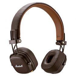 Marshall - Major III BT On-Ear Headphones Brown
