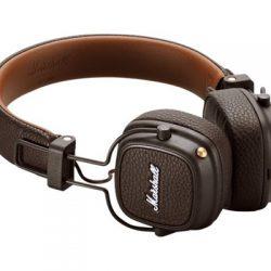 Marshall Major Iii Bluetooth Ruskea