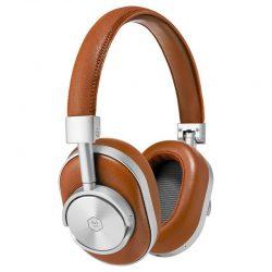 Master & Dynamic - MW60 Wireless Over-Ear Headphone Brown