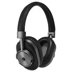 Master & Dynamic - MW60 Wireless Over-Ear Headphone Gun metal