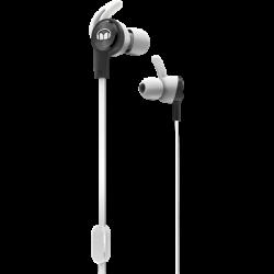 Monster Isport Achieve In-ear Headphones - Black Valkoinen, Musta