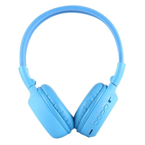 On-Ear kuulokkeet Vaaleansininen