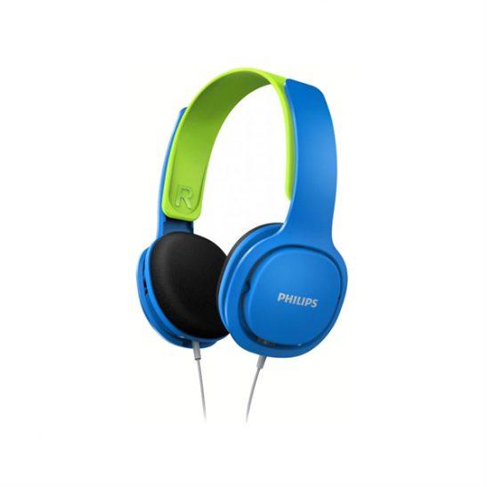 Philips Kids Kuulokkeet on-ear SHK2000BL Lasten kuulokkeet