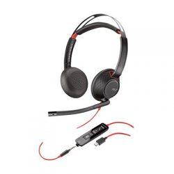 Plantronics 5220 Blackwire Usb C Stereo Musta