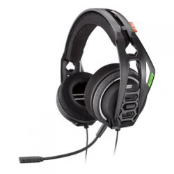 Plantronics Rig 400hx With Dolby Atmos Musta
