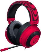 Razer Kraken Pro V2 Neon Red PewDiePie Edition