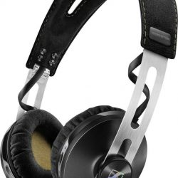 Sennheiser - Momentum 2.0 On-Ear Active Noise Canceling Wireless Headphones Black