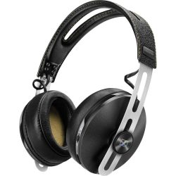 Sennheiser - Momentum 2.0 Over-Ear Noise Canceling Wireless Headphones Black