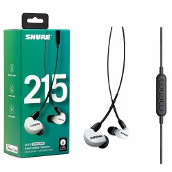 "Shure - SE215 UNI - In-Ear Earphones ""Special Edition"" (White)"