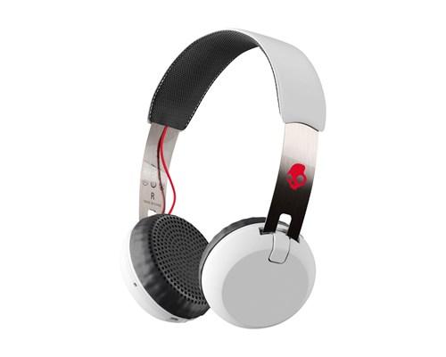 Skullcandy Grind Wireless Valkoinen, Punainen, Musta
