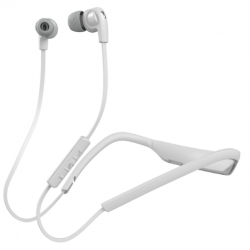 Skullcandy Smokin' Bud 2 Langaton Bluetooth Nappikuuloke White/Chrome