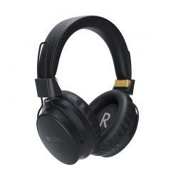 Sudio - Klar ANC Wireless Over-Ear Headphones Black