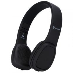 Voxicon Headphones Touch Controlled Rp-11 Musta