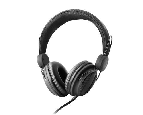 Voxicon On-ear Headphone 322a Musta