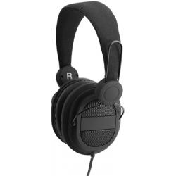 Voxicon Over-ear Headphone 822b Musta