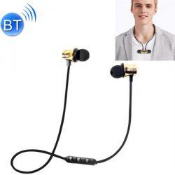 XT-11 Bluetooth Headset Magneettinen - Kulta