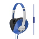 Koss UR23i Hörlur Over-Ear One Touch Mic Blue
