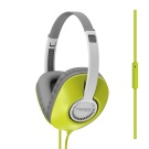 Koss UR23i Hörlur Over-Ear One Touch Mic Green