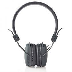 Nedis Bluetooth kuulokkeet - On-ear, Harmaa