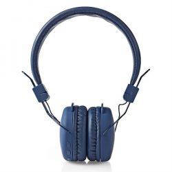 Nedis Bluetooth kuulokkeet - On-ear , Sininen