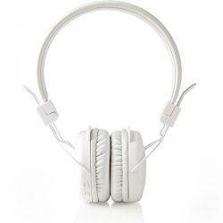 Nedis Bluetooth kuulokkeet - On-ear , Valkoinen