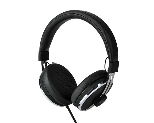 Voxicon Over-ear Headphone 805 Musta