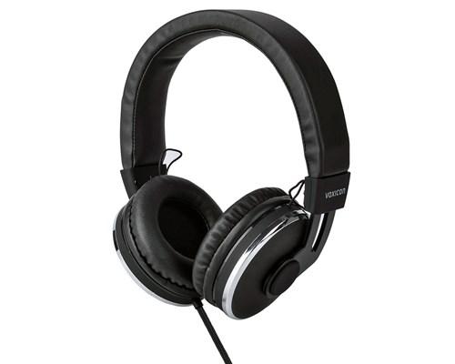 Voxicon Over-ear Headphone 892 Musta