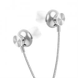 Langston USB-C Metalli Magneettinen In-Ear Headset