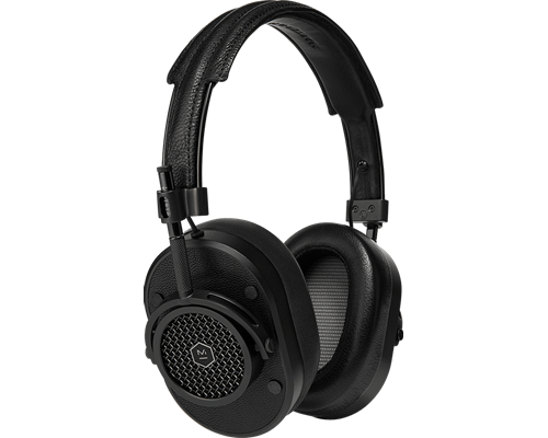 07659 Master&dynamic Mh40 Over-ear W/mic Black