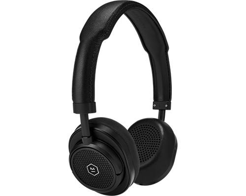 07659 Master&dynamic Mw50+ Wireless Over-ear - Black