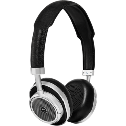 07659 Master&dynamic Mw50+ Wireless Over-ear - Silver