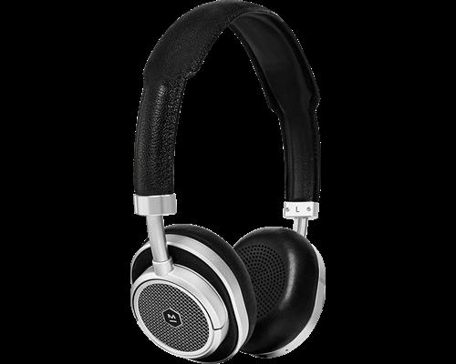 07659 Master&dynamic Mw50+ Wireless Over-ear - Silver