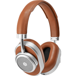 07659 Master&dynamic Mw65 Wireless Anc Over-ear Brown